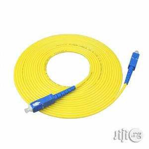 3.0 Meters Single Mode Fiber Patch Cable   Accessories & Supplies for Electronics for sale in Rivers State, Port-Harcourt
