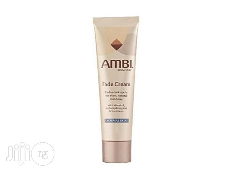 Ambi Fade Cream   Skin Care for sale in Amuwo-Odofin, Lagos State, Nigeria