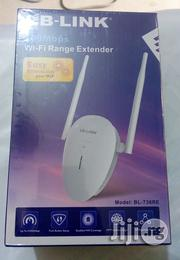 LB LINK 300 Mbps Wi-fi Range Extender( Model: BL- 736RE) | Networking Products for sale in Lagos State, Ikeja