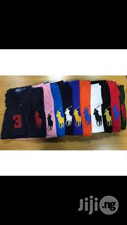 Ralph Lauren Polo T Shirt All Colors Available | Clothing for sale in Lagos State, Surulere