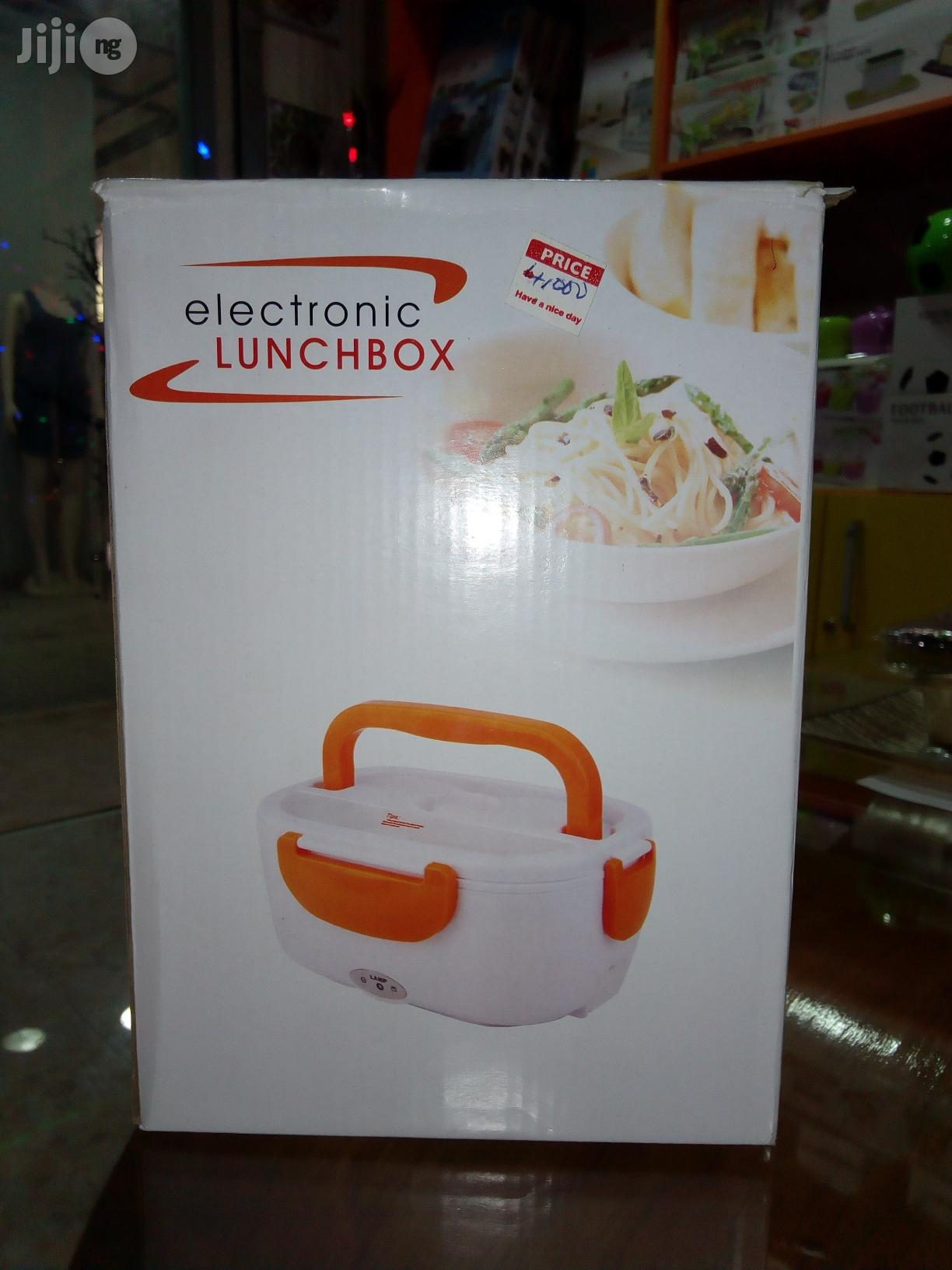 Electronic Lunch Box