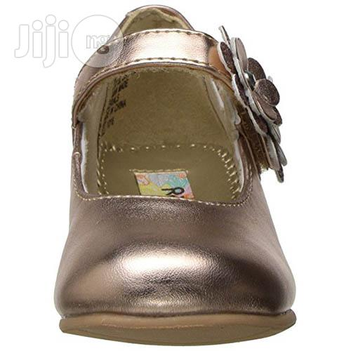 Rachel Shoes Lil Chantel Wedge - Rose Gold | Children's Shoes for sale in Lagos State, Nigeria