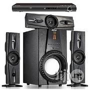 Jiepak Heavy Duty 3.1CH Bluetooth Home Theater System JP-D3 And DVD | Audio & Music Equipment for sale in Cross River State, Etung