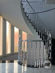 Stainless Hand Rails And Constructions And Spirals Steps | Building & Trades Services for sale in Lagos State, Orile