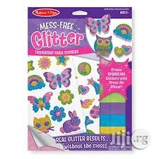 Melissa Doug Mess Free Glitter Friendship Foam Stickers | Babies & Kids Accessories for sale in Lagos State, Surulere