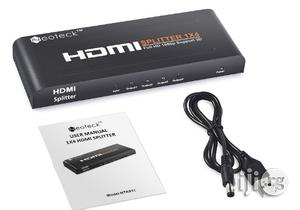 Neoteck 4 Way HDMI Splitter | Accessories & Supplies for Electronics for sale in Lagos State, Ikeja