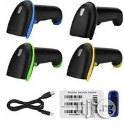 Hand Held Wireless 2.4ghz Laser Barcode | Store Equipment for sale in Lagos State, Ikeja
