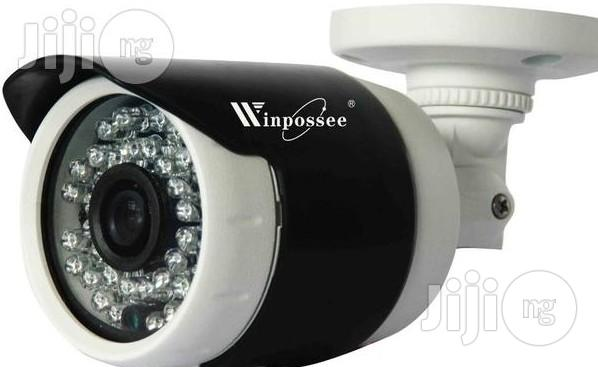 Winpossee CCTV Indoor and Outdoor Cameras