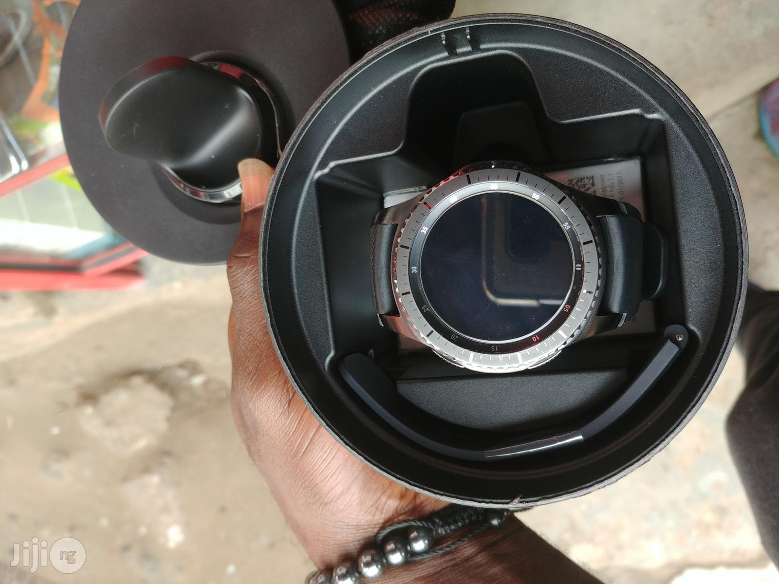 Samsung Galaxy Gear S3 Frontier For Sale
