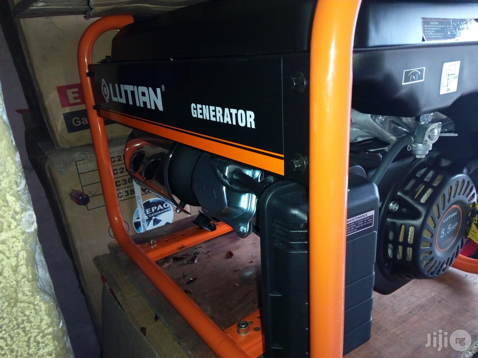 2.8kva Lutian Generator | Electrical Equipment for sale in Port-Harcourt, Rivers State, Nigeria