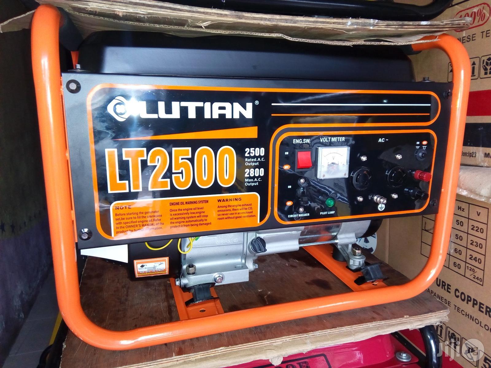 2.8kva Lutian Generator
