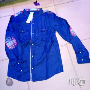 Boys Jeans Shirts | Children's Clothing for sale in Lagos State, Yaba