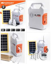 8000mah Solar Power Kit With Multimedia-audio System | Solar Energy for sale in Lagos State, Ikeja