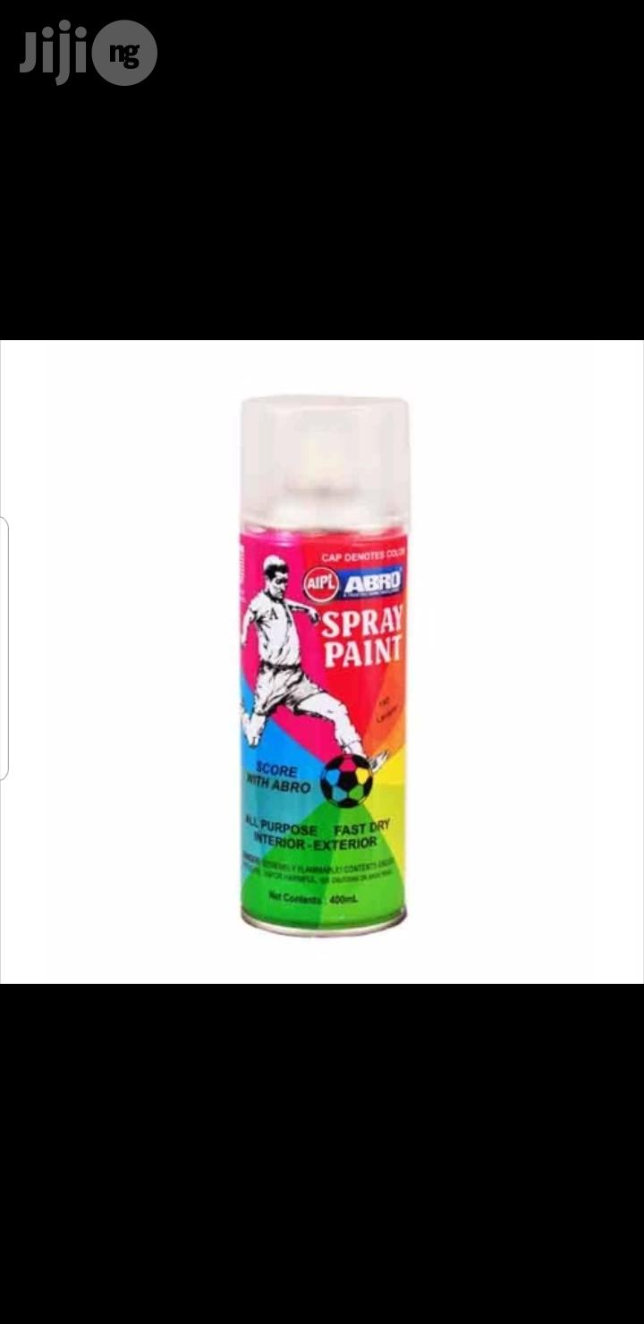 Spray Paint - Lacquer