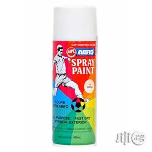 Spray Paint White | Building Materials for sale in Lagos State, Lagos Island (Eko)