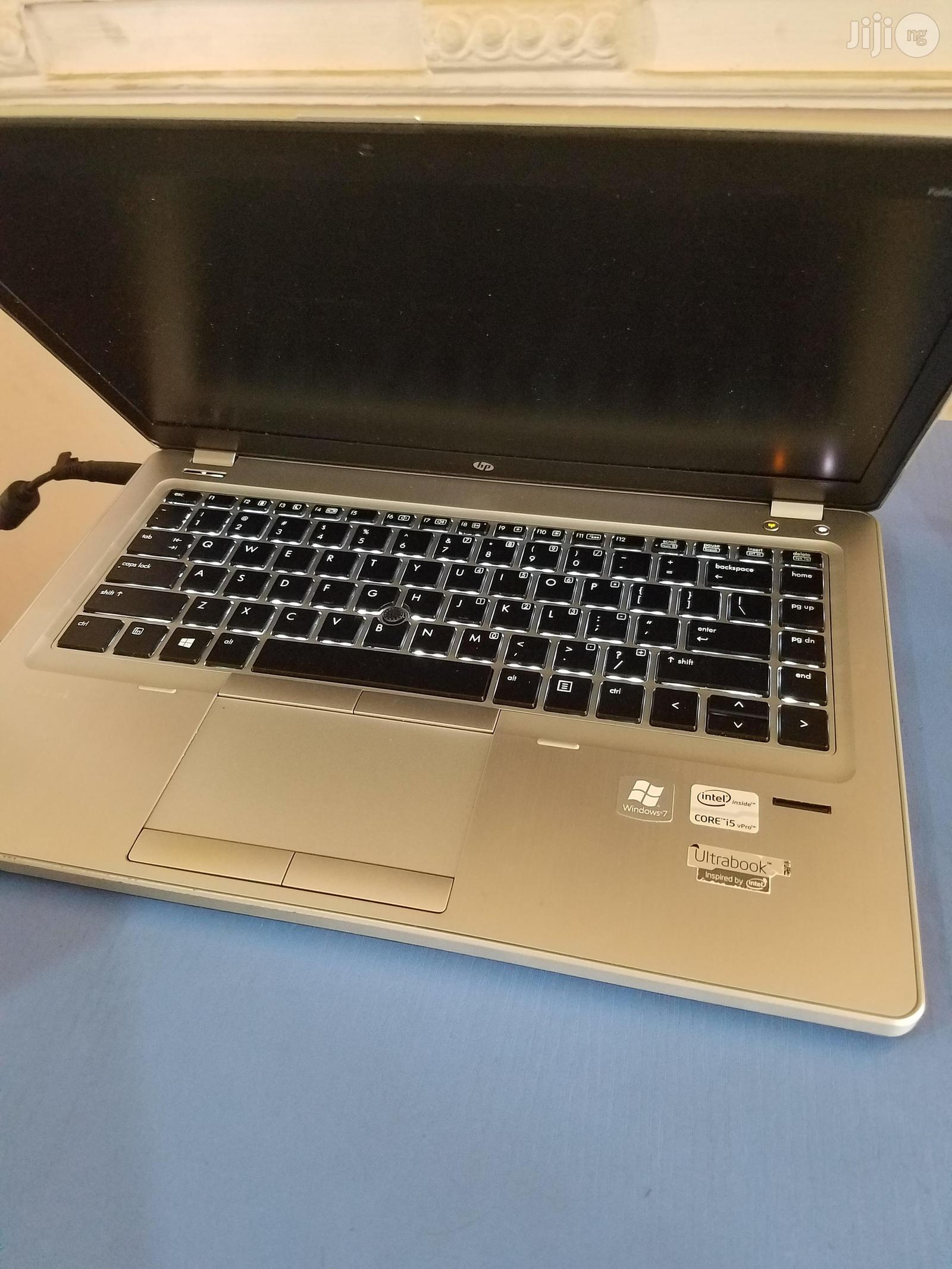 Laptop HP EliteBook Folio 9470M 4GB Intel Core i5 500GB
