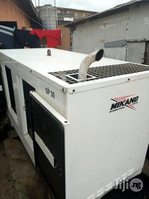 Neatly 30kva Mikano Gen   Electrical Equipment for sale in Lagos State, Isolo