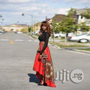Elegant Swing Long Classic Skirt For Beautiful Ladies And Women | Clothing for sale in Lagos State, Ikeja