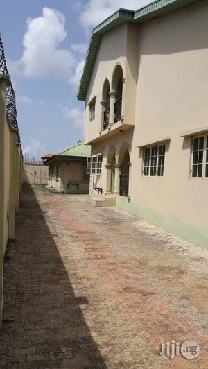 Clean 4 Bedroom Mansion + 3 Bedroom Flat At Iroko Estate Isheri Olofin For Sale. | Houses & Apartments For Sale for sale in Lagos State, Alimosho