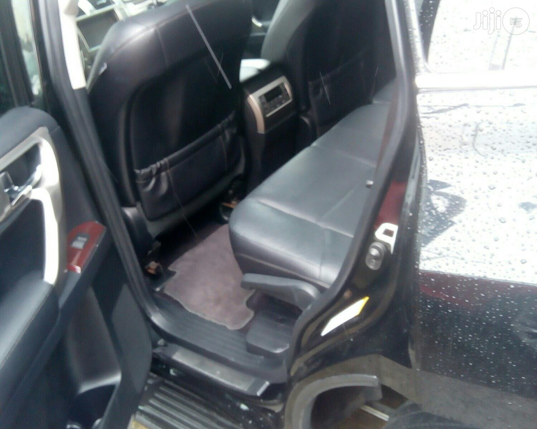 Lexus GX 2014 Black   Cars for sale in Ikeja, Lagos State, Nigeria