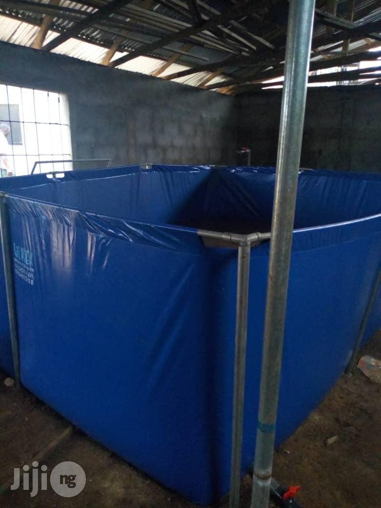 Fish Pond Pvc | Farm Machinery & Equipment for sale in Asokoro, Abuja (FCT) State, Nigeria