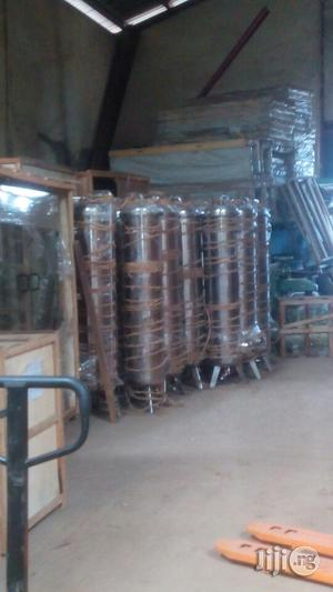 3ton Stainless Water Treatment Plant | Manufacturing Equipment for sale in Lagos State