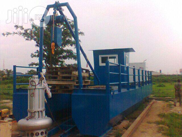 We Design & Fabricate Toyo Dredger...   Watercraft & Boats for sale in Ugheli, Delta State, Nigeria