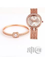 Guess Wrist Watch and Bangle | Watches for sale in Lagos State, Surulere