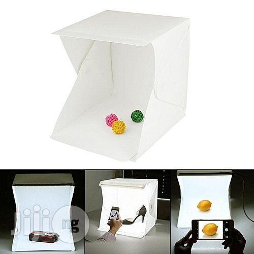 Portable LED Studio Photo Box   Photo & Video Cameras for sale in Alimosho, Lagos State, Nigeria