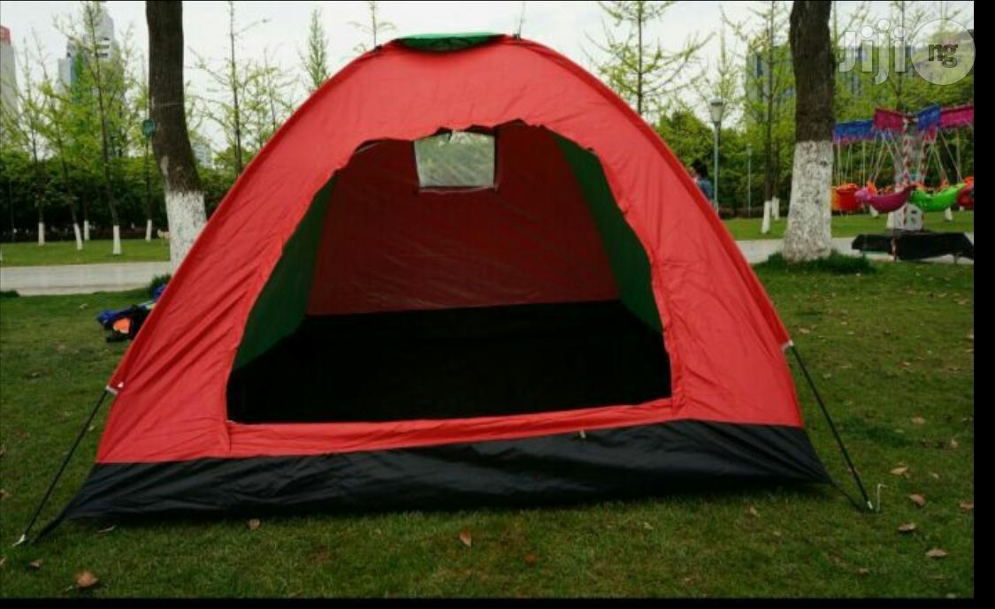 Portable Multi Purpose Camping Tent For 6 Persons