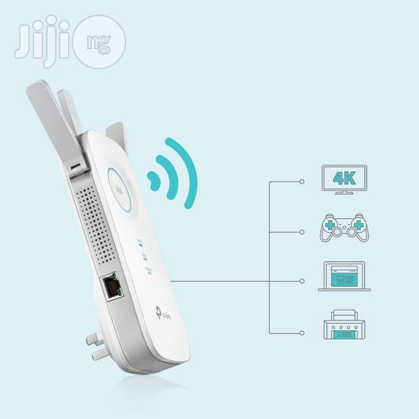 AC1750 Tp-Link Wi-Fi Range Extender   Networking Products for sale in Ikeja, Lagos State, Nigeria