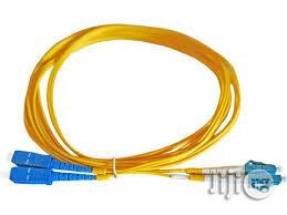 Fibre Optics 3M SC-LC SM Patch Cable | Accessories & Supplies for Electronics for sale in Lagos State, Ikeja