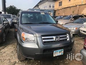 Honda Pilot 2007 EX 4x4 (3.5L 6cyl 5A) Gray | Cars for sale in Lagos State, Ojodu