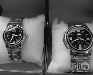 Police Couple Wrist Watch | Watches for sale in Lagos State, Surulere