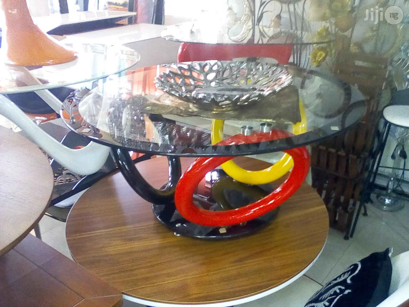 High Quality Glass Center Table.