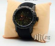Invicta Men's Black Rubber Wristwatch   Watches for sale in Lagos State, Surulere