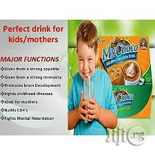 Mychoco – Alkaline Chocolate Drink | Sexual Wellness for sale in Port-Harcourt, Rivers State, Nigeria