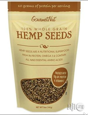 Orgamic Hemp Seeds | Vitamins & Supplements for sale in Lagos State
