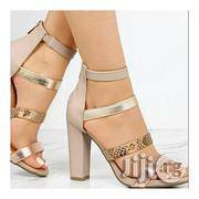 Zare Fashion Heel | Shoes for sale in Lagos State, Surulere
