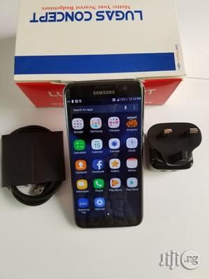 Samsung Galaxy S7 Edge Black 32 Gb | Mobile Phones for sale in Lagos State, Magodo