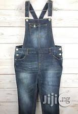 Archive: Cherokee Dungarees - Large