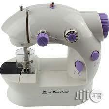 Generic Mini Sewing Machine With Double Speed   Home Appliances for sale in Lagos State, Lagos Island (Eko)