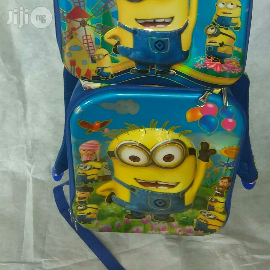 Characters Trolley School Bag | Babies & Kids Accessories for sale in Yaba, Lagos State, Nigeria