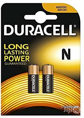 USA Duracell Coppertop Alkaline Medical Battery N, 1.5V, 2 Pack