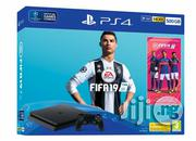 PS4 Slim 500GB Fifa 19 Console | Video Game Consoles for sale in Lagos State, Surulere