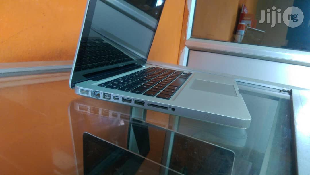 Laptop Apple MacBook Pro 4GB Intel Core I5 HDD 500GB | Laptops & Computers for sale in Ikeja, Lagos State, Nigeria