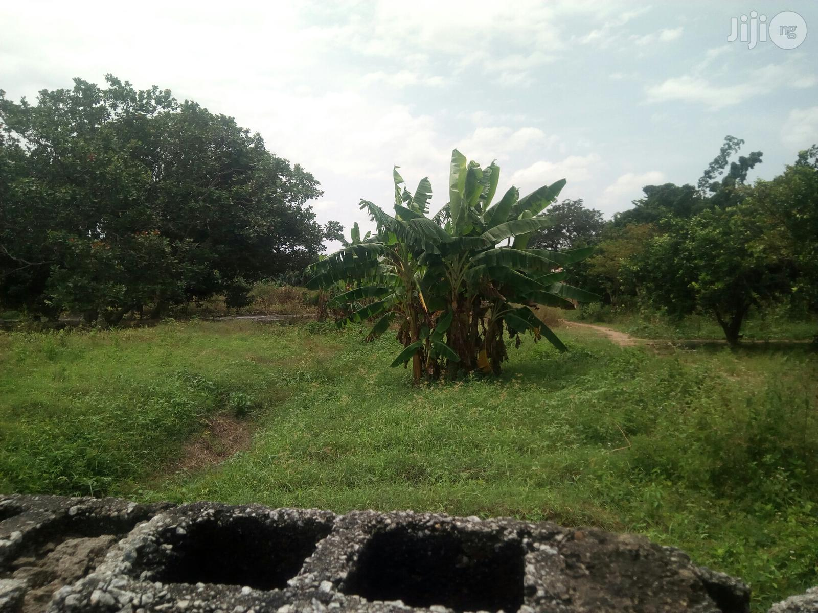 Commercial Plot of 1.8hecters With Existing Structures at Kuje, Abuja | Land & Plots For Sale for sale in Kuje, Abuja (FCT) State, Nigeria