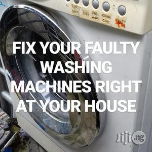 Washing Machine Engr On   Repair Services for sale in Lagos State, Lekki