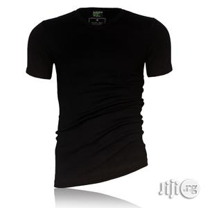 POLICE BRAND M - XL Black T Shirts   Clothing for sale in Lagos State, Surulere