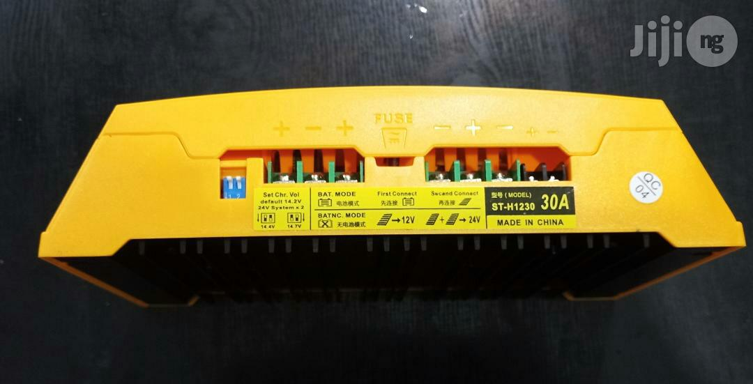 30A SUOER MPPT Solar Charge Controller | Solar Energy for sale in Lagos State, Nigeria